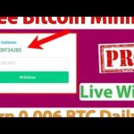 2020!!! 0.006 BTC – Free Bitcoin Mining Site –  Live Withdraw – Hashrapid Payment Proof