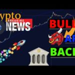 50k Bitcoin in 2020? Crypto Mass-Adoption NEWS!  Ethereum (ETH) Wallet Unbanned | BTC Price Bullish!