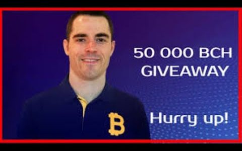🔴Bitcoin Cash CEO Roger Ver Announce Massive BCH Giveaway🔴