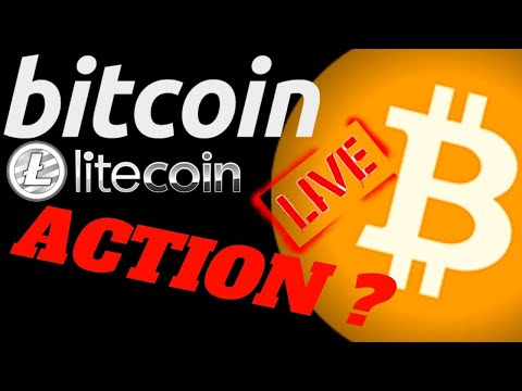 BITCOIN and LITECOIN ACTION??? bitcoin price prediction, analysis, news, trading