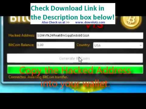 BITCOIN adder 2015 + download LINK  Tested