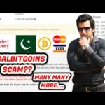 LOCAL BITCOINS SCAM? BUY PERFECT MONEY & BITCOIN | MANY MORE | DETAIL REVIEW [URDU/HINDI] -SHEIKH SB