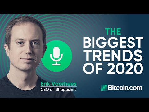 Ethereum Could Have A Very Bad Time - Erik Voorhees CEO of Shapeshift
