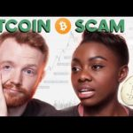 WE GOT SCAMMED with BITCOIN: Our Experience Investing in Bitcoin and Cryptocurrency | Naomi and Jack