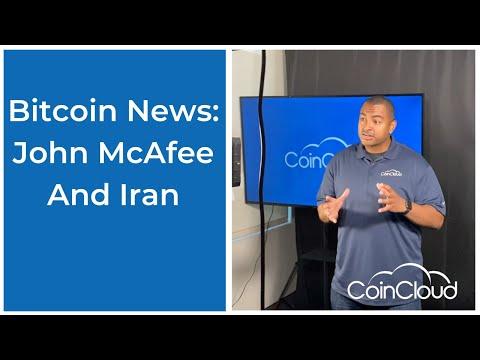 Bitcoin News: US-Iran Conflict And Bitcoin