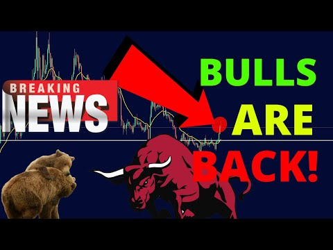 Bitcoin BULLISH Reversal! | Bears retreat! | BTC and Cryptocurrency Adoptional News and Update!