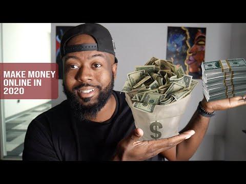 Making Money Online in 2020 - My Top 5