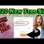 💥2020 launching New Free Bitcoin mining site !! earning everyday free Bitcoin