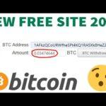 New 2020 Free Bitcoin Mining site   Signup bonus 100gh/s free
