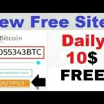 WOW😱2020 Launched New Free Bitcoin Mining Site_ BIG Opportunity + Earn Every Day Free Bitcoins
