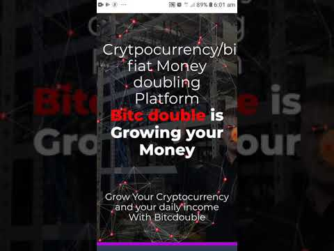 Bitcdouble is the legit bitcoin mining/investment platform that gives huge profit to rich you