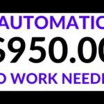 Earn $950 in 1 Hour AUTOMATICALLY! (Easy Way To Make Money Online 2020)