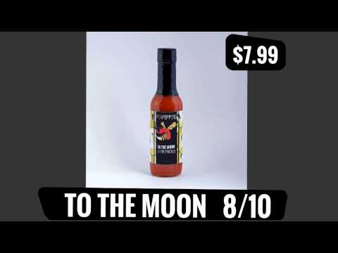 PexPeppers To The Moon Dogecoin Hot Sauce Commercial