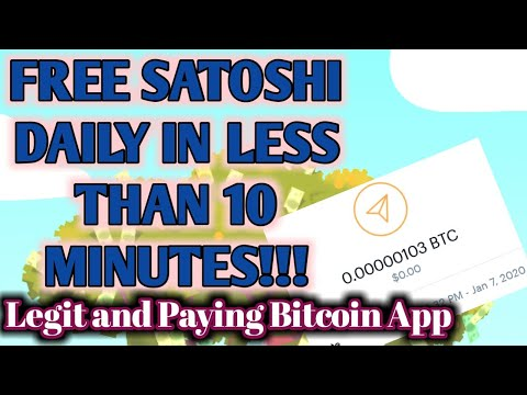FREE BITCOIN DAILY PLAYING AND BLASTING COINS w/ Proof of Payment | Legit Bitcoin App 2020