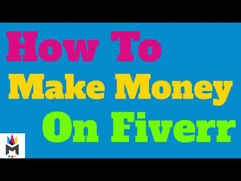 How To Make Money Online By Freelancing On Fiverr: Create Passive Income Streams