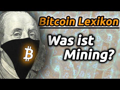 Was ist Bitcoin Mining / Woher kommen die Bitcoin ? | Bitcoin Lexikon #03