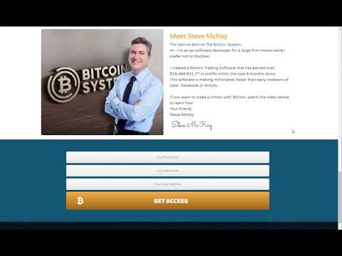 Bitcoin System  SCAM or LEGIT? Watch this Bitcoin System App Review 2020 to Find out now!