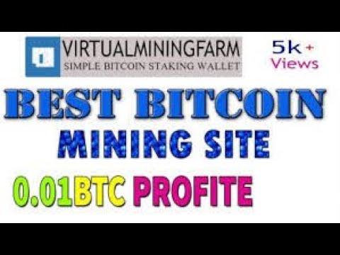 Virtual Bitcoin Mining , Get free Bitcoin in 2020 , best bitcoin farm