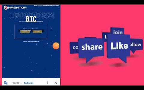 btc hashtor com New Bitcoin mining Site 2020 Legit Bitcoin Mining Site 2020 1000 ghz signup bonus1