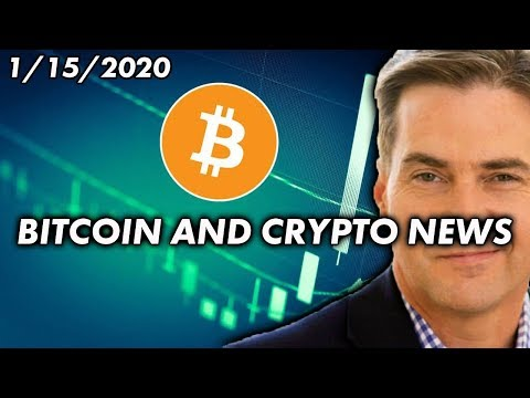 Bitcoin and Cryptocurrency News for 1/15/2020