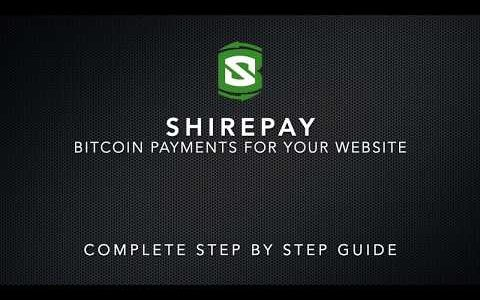 Bitcoin Payments For Your Website – Complete Step By Step Guide (Electrum Software Wallet & Windows)