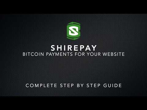 Bitcoin Payments For Your Website - Complete Step By Step Guide (Electrum Software Wallet & Windows)