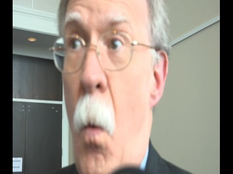 John Bolton Speaks on 9/11 and the 28 Pages..