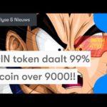 #BITCOIN OVER 9000?!   FOIN token daalt met 99%, is het een scam?   koers en nieuws analyse