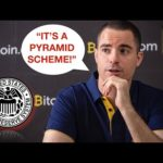 BREAKING: Roger Ver says Bitcoin is a Pyramid Scheme. Federal Reserve to Tokenize the US Dollar!?!