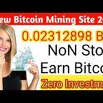 New Bitcoin mining site 2020 l 2 New Bitcoin mining SITE l Join bonus 0.0001 BTC Free