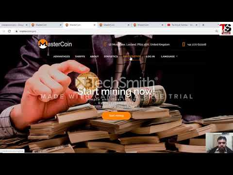 @Mastercoin Free Bitcoin Mining  How To Earn Money Online Urdu,Hindi1