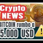 noticias bitcoin urgente niveles clave del  precio
