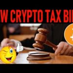 NEW: CRYPTO TAX BILL! - SCAM: HIJACKED YOUTUBE CHANNELS!  SOON: BITCOIN GOLDEN CROSS!  ENERGI UPDATE