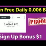 Earn Daily 0.006 BTC | Earn Unlimited Bitcoin | Blockstack Browser | Make Money Online