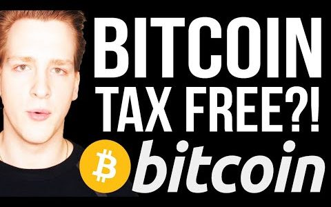 BITCOIN NEW TAX BREAKS!?!! 🛑 Parabolic Move, Digital Dollar, Davos – Programmer explains