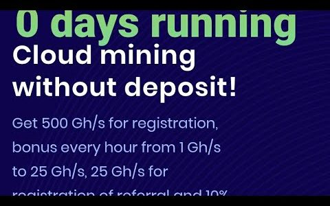 Free  free bitcoin  mining website without any investment 0days running