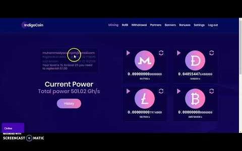 New Free Bitcoin Could Mining Site 2020 || NEW SITE Without investment Free Bitcoin Daily 2020