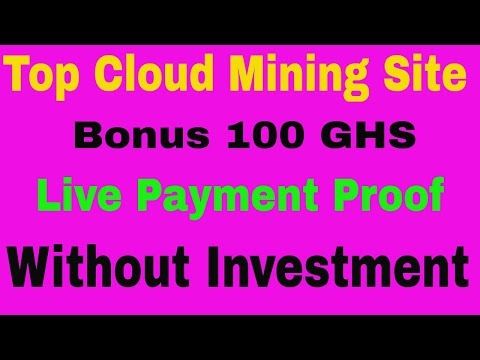 New Free Bitcoin Mining Sites 2020 | 0.006 BTC Earn Without Investment | Best Free Mining