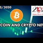 Bitcoin & Cryptocurrency News 1/23/2020