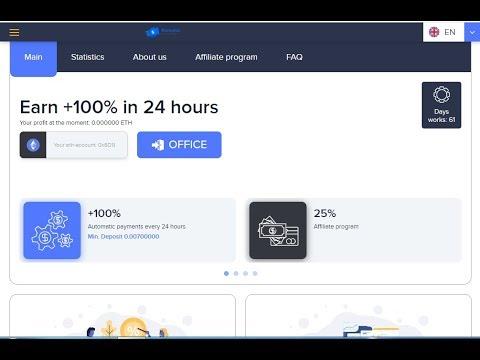 Rampton New 100% + 24 Hours Best Double bitcoin mining sites