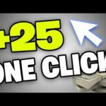 EARN $20 For Clicking ONE BUTTON! (EASIEST WAY To Make Money Online 2020)