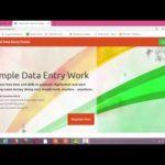 DIGITALONEINDIA. COM | CAPTCHA TYPING JOB 2020 | DATA ENTRY JOB | EARN RS. 30,000/- PER MONTH