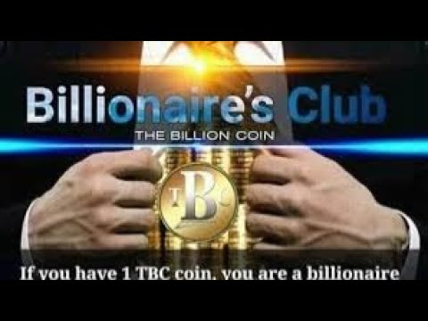 TBC THE BILLION COIN BITCOIN CONTESTS PAYOUT PART # 442