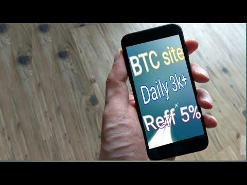 Coinminer.pro  New Bitcoin Mining Site  daily 3k mining