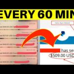 Earn $509 In 60 Min AUTOMATICALLY! (Make Money Online Free)