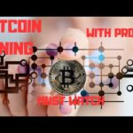 Bitcoin mining 2020 with proof…