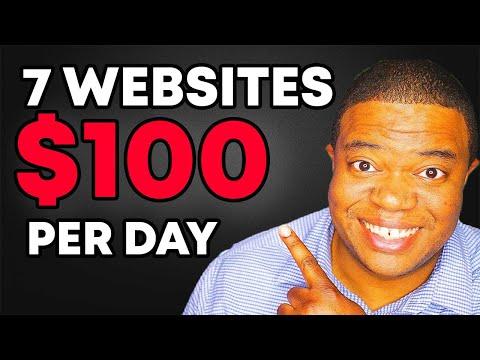 7 FREE Websites To Make Money Online in 2020 [BEST Work From Home Online Jobs]
