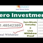 New Free Bitcoin Mining Site 2020 SignUp Bonus 0 001 BTC | Earn Daily 100$ Live Payment Proof480p