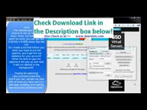 Earn bitcoin for free with bot (no mining) (up to 1btc per day) (no survey) 2015 new Best Download