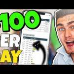 Earn $100 Per Day With Zero Money To Start (Make Money Online 2020)